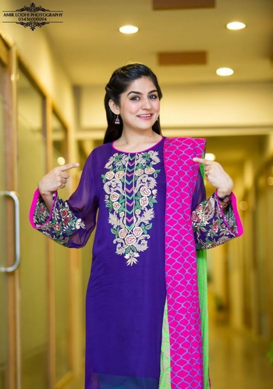See Sanam Baloch's latest photoshoot