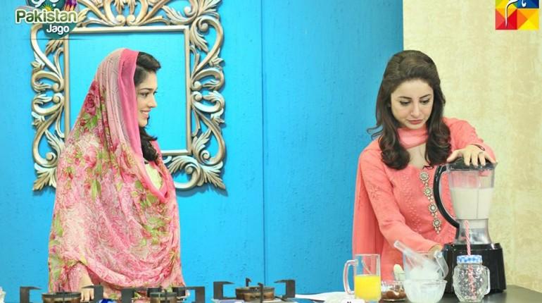 See Sarwat Gillani in Jago Pakistan Jago