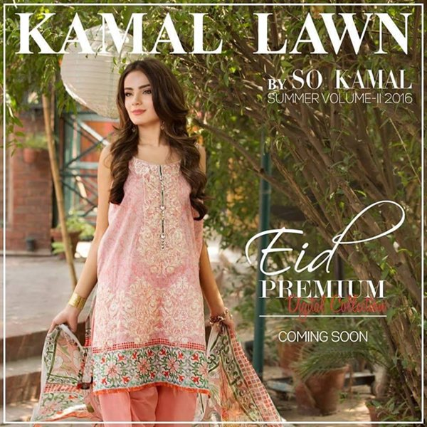 So Kamal Eid Dresses 2016 For Women 003