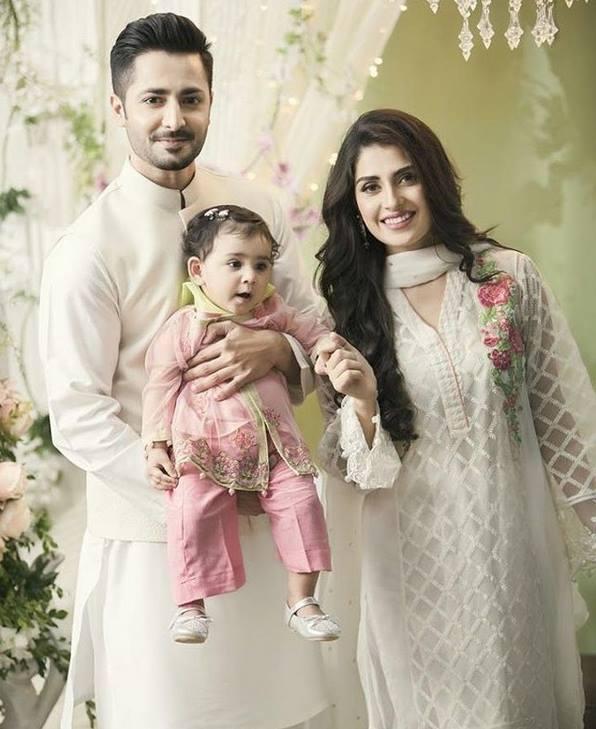 Taimoor Family's photoshoot for Maria (3)