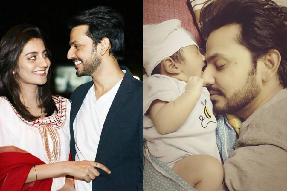 Uroosa Qureshi And Bilal Qureshi Are Blessed With Baby Boy