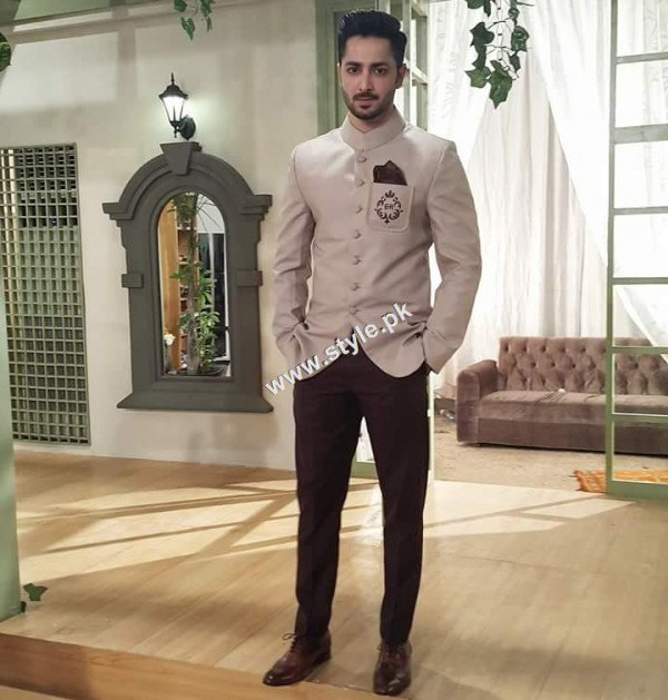 Ayeza khan and danish taimoor soon appearing on see tv