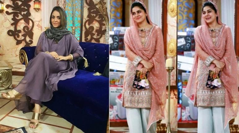 pakistani celebrities in their ramadan avatars