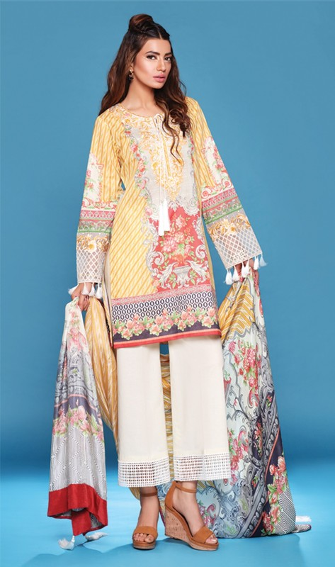807a616a70 Sapphire Lawn 2016 Eid Collection with prices - Style.Pk