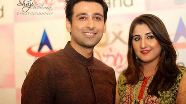 See Sami Khan is blessed with a baby girl