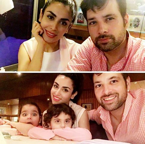 See Mikal Zulfiqar with his family