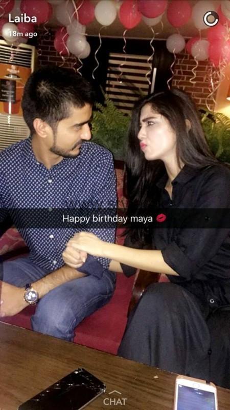 2016 Birthday Maya Ali