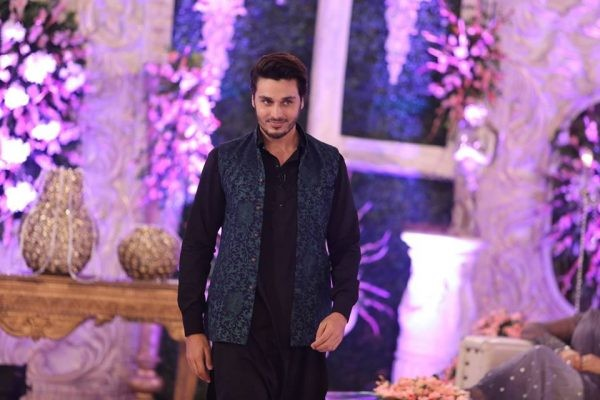 Ahsan Khan On Eid 2016