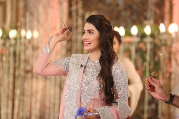 Pakistani Celebrities On Eid Day 1