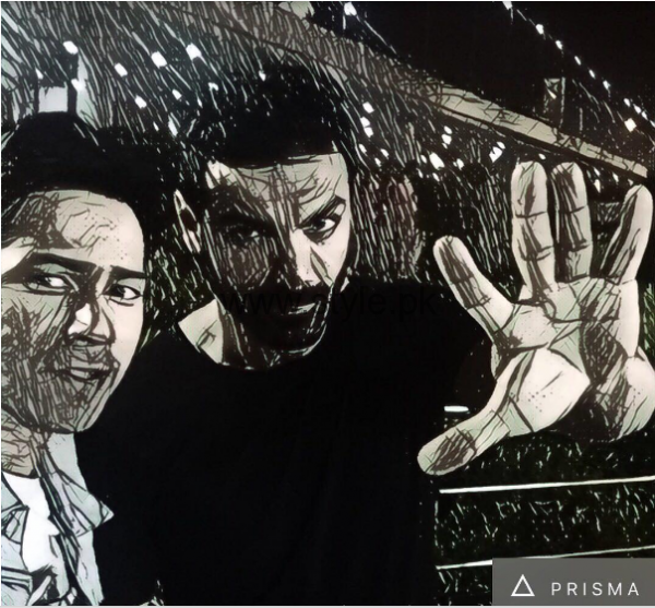 Bollywood Celebrities who are addicted to Prisma App (3)