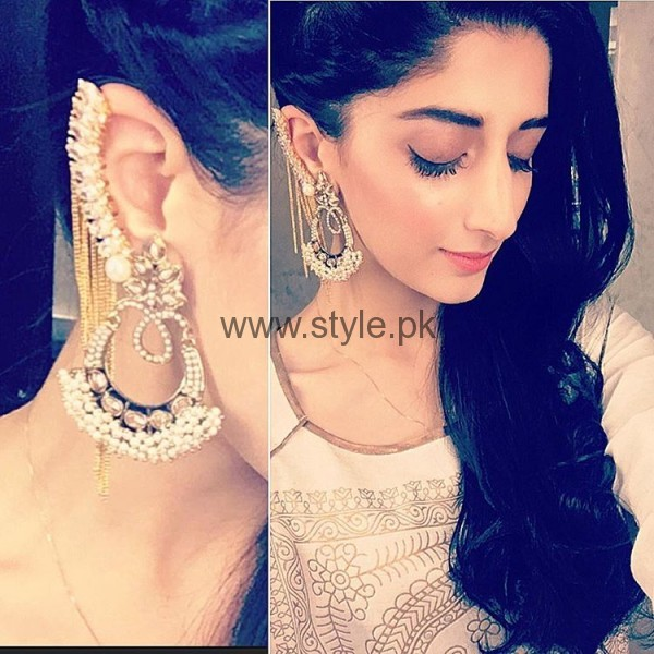 Ear Cuffs are much in Fashion (4)