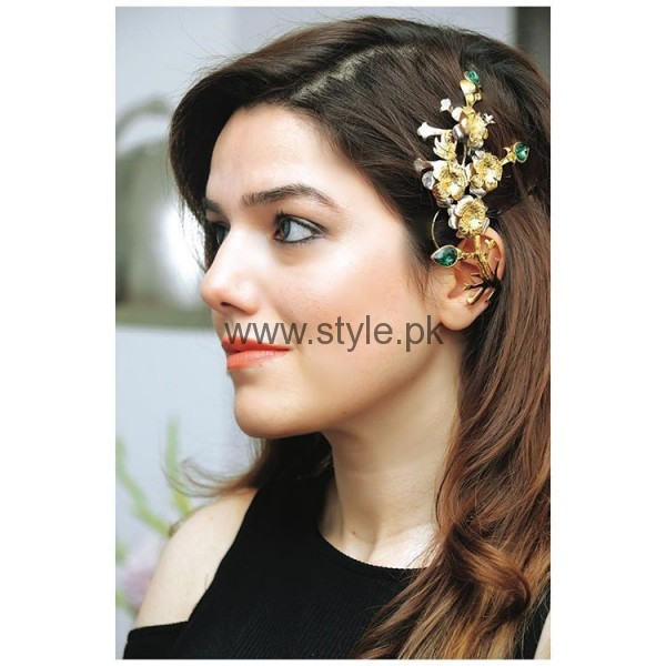 Ear Cuffs are much in Fashion (7)
