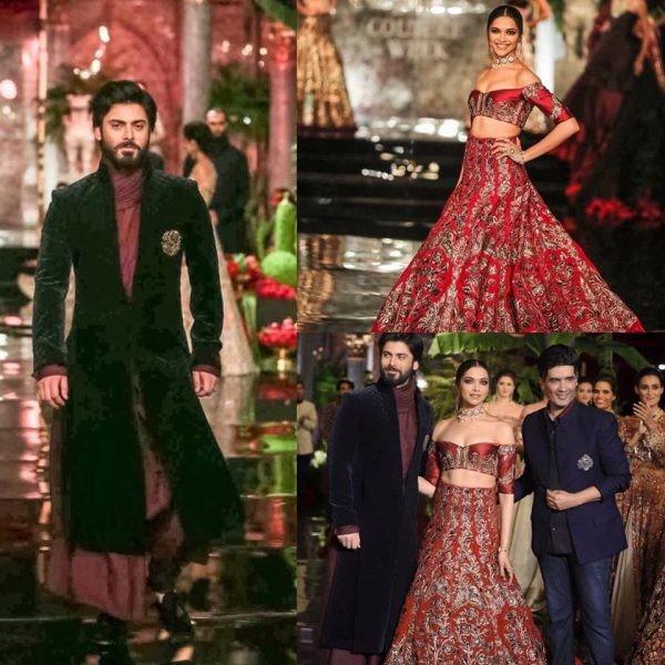 Fawad Khan and Deepika Padukone as showstoppers (6)