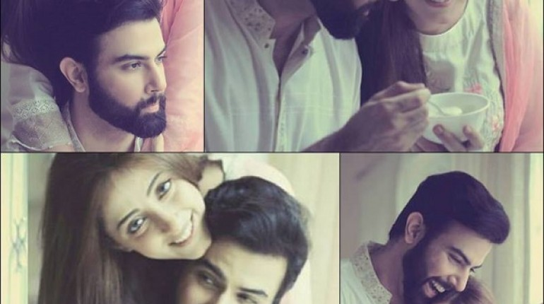 See Has Sanam Chauhdry broken up with Furqan Qureshi