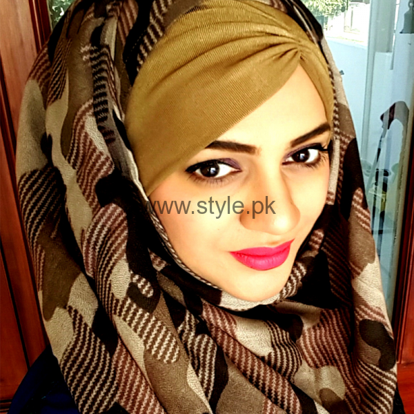 Hijabeaze Latest Hijab Collection 2016  (2)