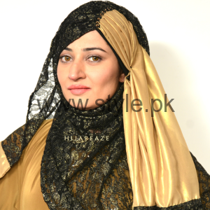 Hijabeaze Latest Hijab Collection 2016  (3)