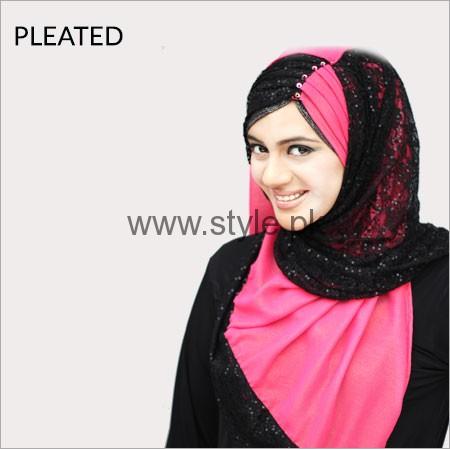 Hijabeaze Latest Hijab Collection 2016  (5)