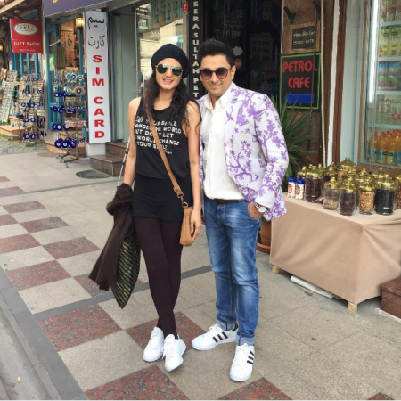 See Hira and Mani's pictures from USA Tour