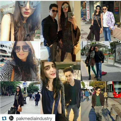 Hira and Mani's pictures from USA Tour (5)
