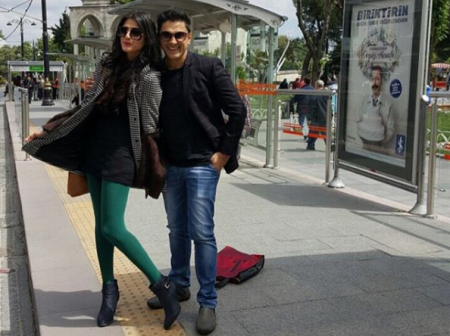 Hira and Mani's pictures from USA Tour (6)