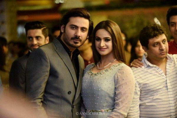 Ishq Positive Premiere in Lahore (3)