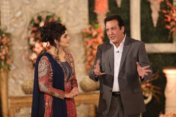 Javed Sheikh On Eid 2016