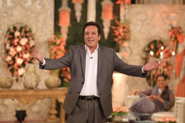 Javed Sheikh On Eid 2016.