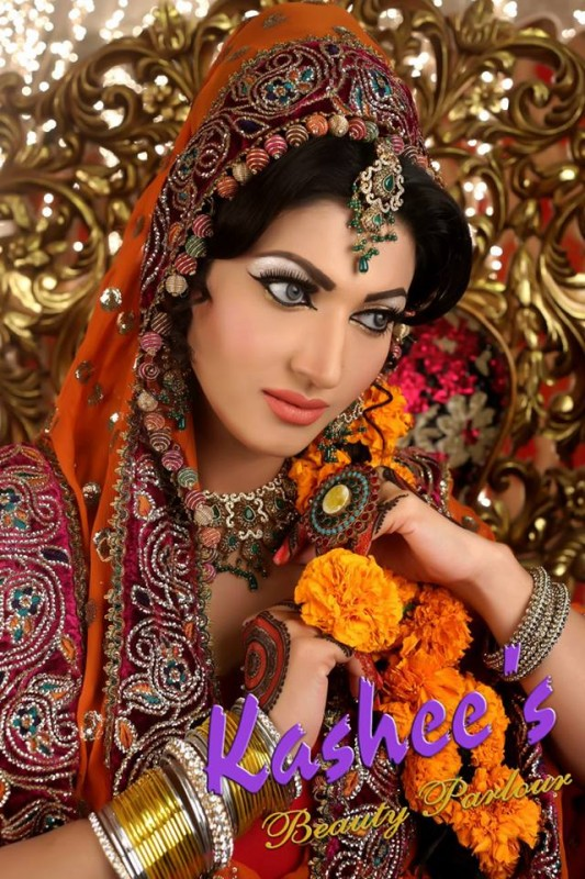 Mehndi Makeup : Latest makeup ideas for mehndi event
