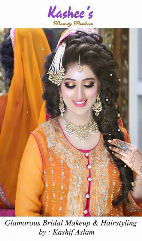 New Mehndi Makeup : Latest makeup ideas for mehndi event