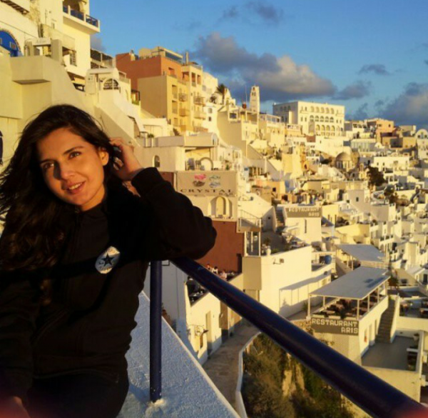 Mahnoor Baloch's pictures from Greece Tour (7)