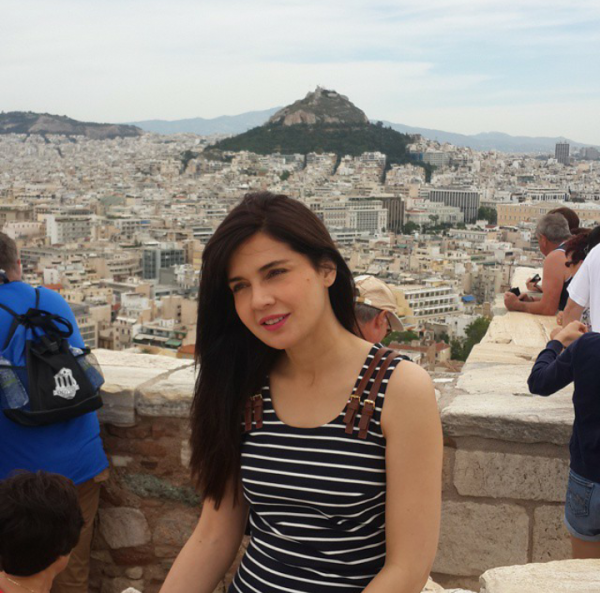 Mahnoor Baloch's pictures from Greece Tour (8)