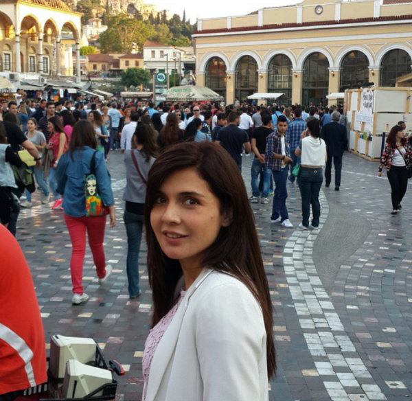Mahnoor Baloch's pictures from Greece Tour (9)
