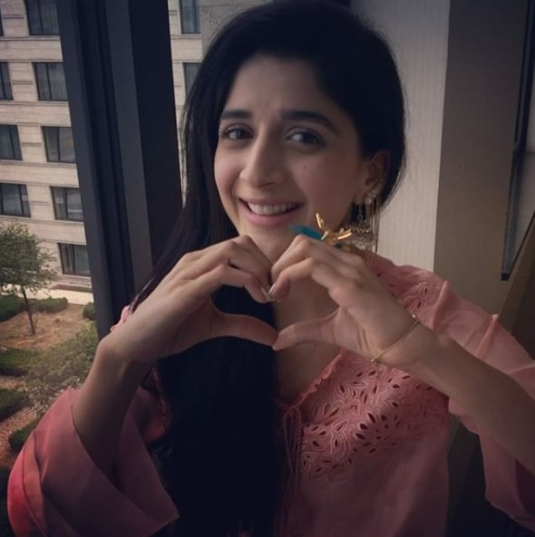 Mawra Hocane On Eid 2016