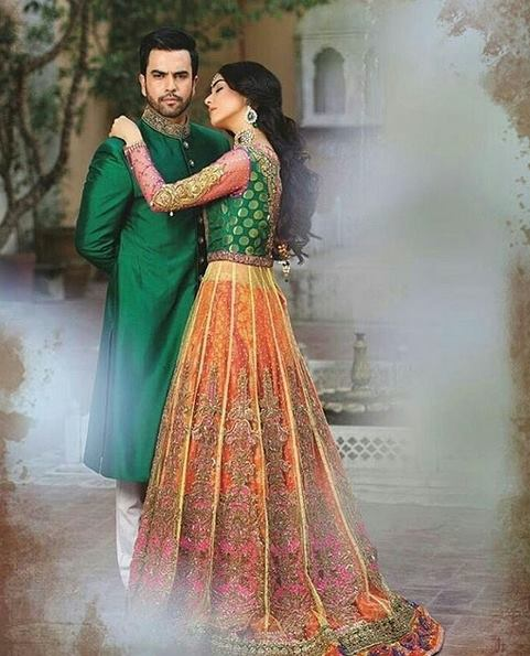 Maya Ali And Junaid Khan 2