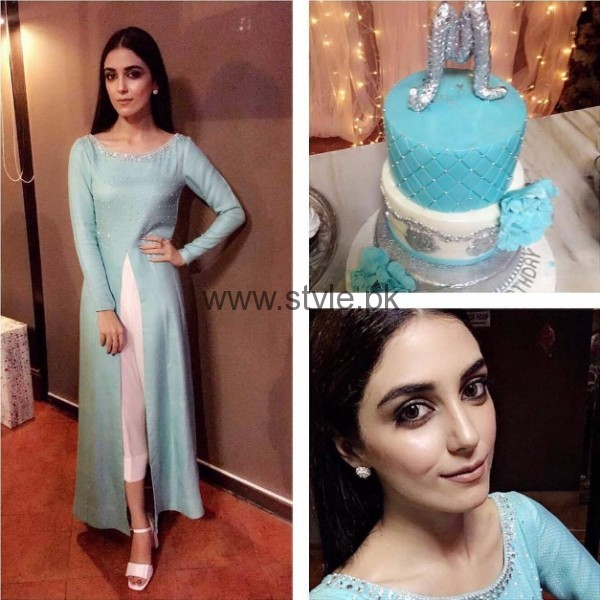 Maya Ali Birthday Picture 2016