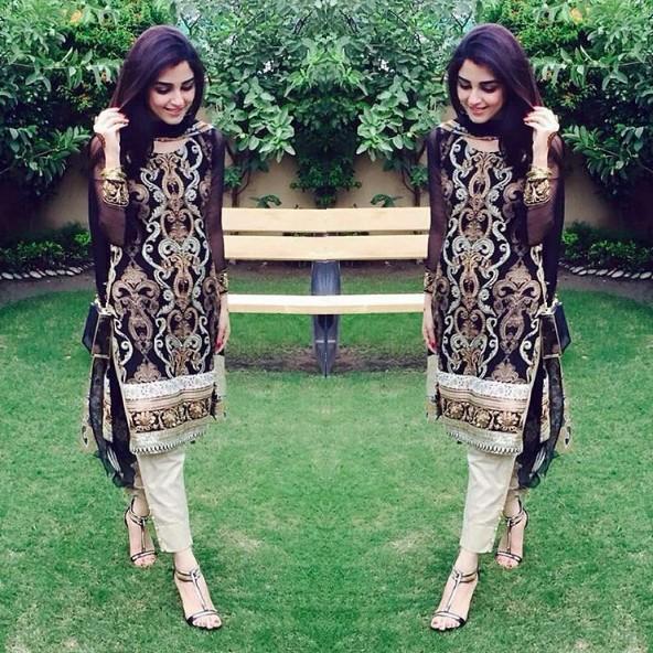 Maya Ali On Eid 2016