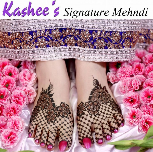 See Mehndi designs 2016 for feet
