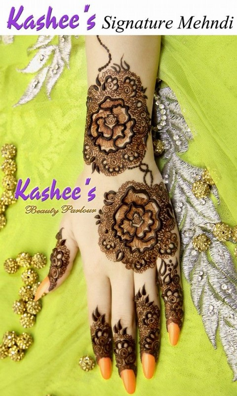 Mehndi designs for Eid-ul-FItar 2016 (12)