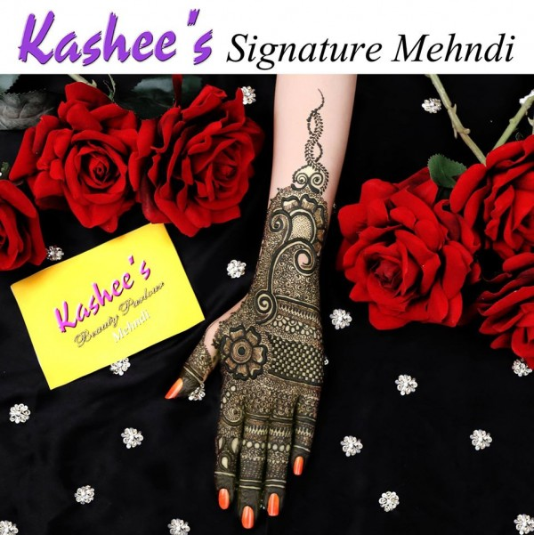 Mehndi designs for Eid-ul-FItar 2016 (2)