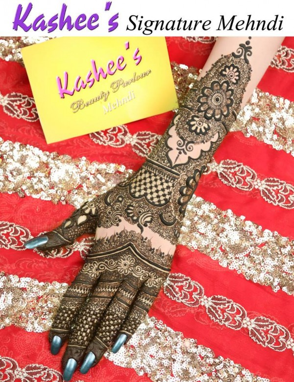 Mehndi designs for Eid-ul-FItar 2016 (20)