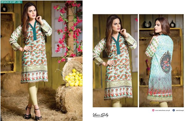 Metro Summer Dresses 2016 For Women009