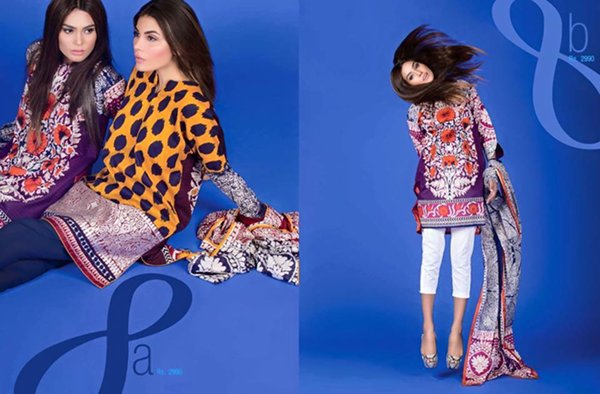 Muzlin Lawn Dresses 2016 By Sana Safinaz For Women009