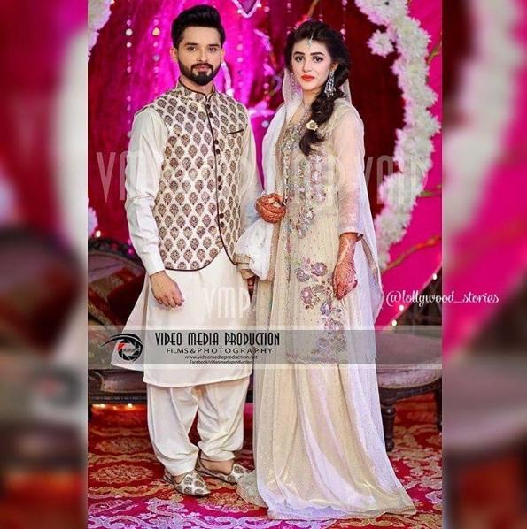 Noman Habib Marriage