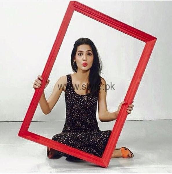Pakistani Actress Madiha Imam Profile0015
