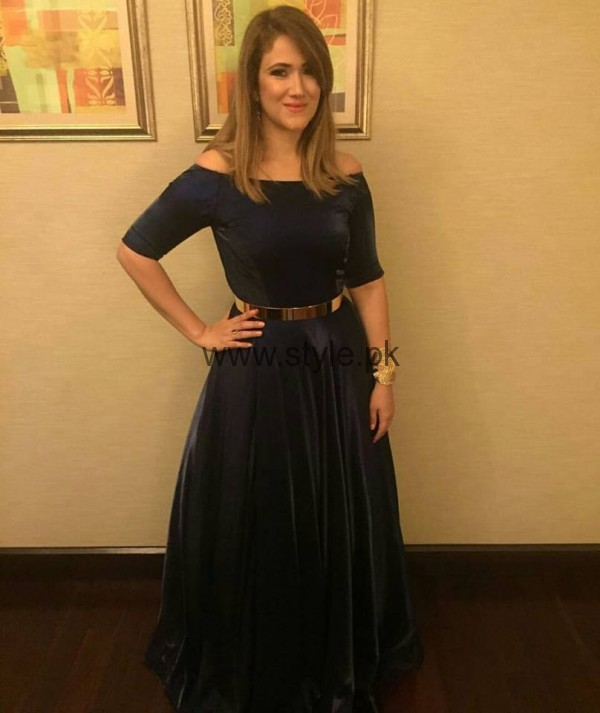 Pakistani Celebrities at Lux Style Awards 2016 (15)