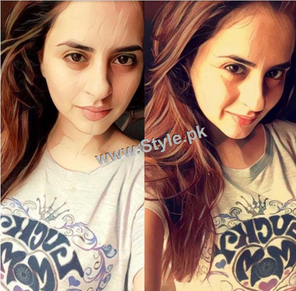 Pakistani Celebrities who are addicted to Prisma App (1)