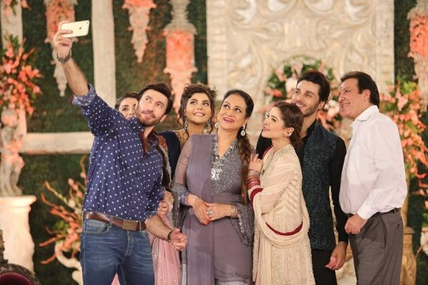 Pakistani Celebs On Eid Show 2016