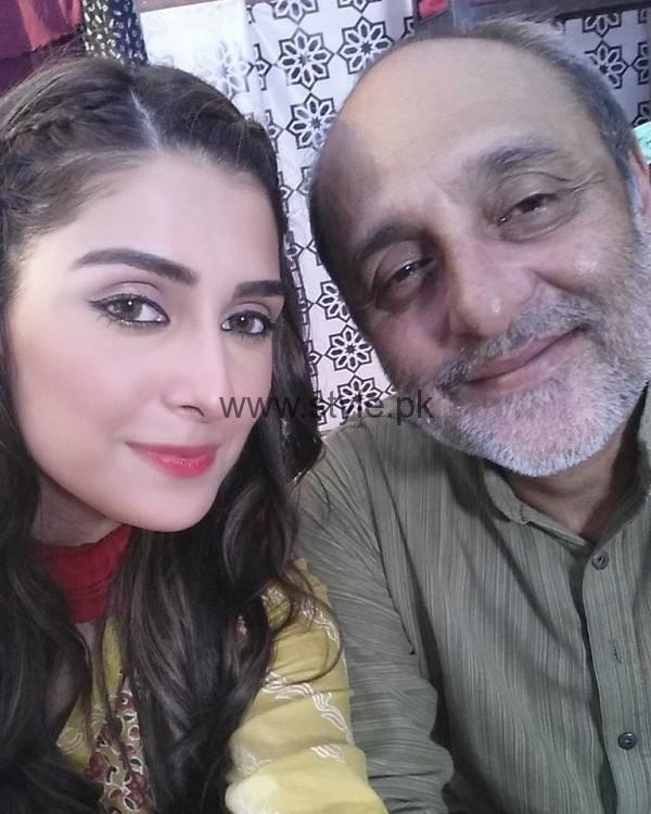 Pictures of Ayeza Khan from Shehrnaaz  (3)