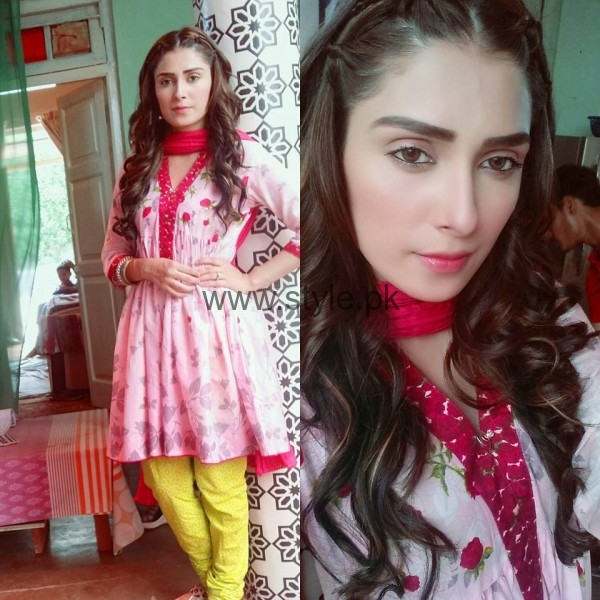 Pictures of Ayeza Khan from Shehrnaaz  (5)