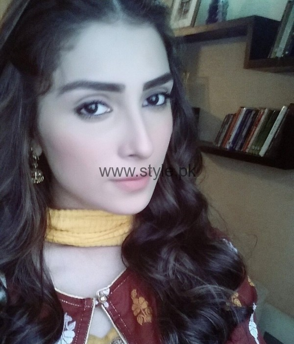 Pictures of Ayeza Khan from Shehrnaaz  (8)